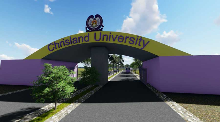 Proposed Chrisland University Abeokuta